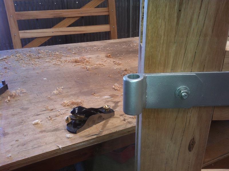 Barn Door Hardware Gate Latch Heavy Duty Hinges Strap
